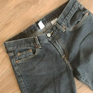 Lucky brand sweet and low jeans made in usa size 6